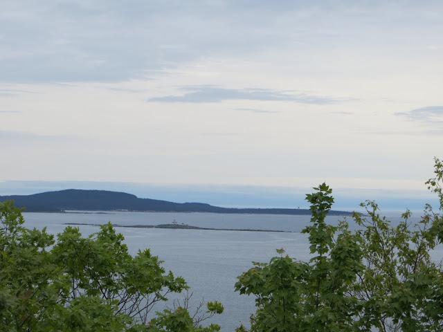 View from Schooner Head Overlook