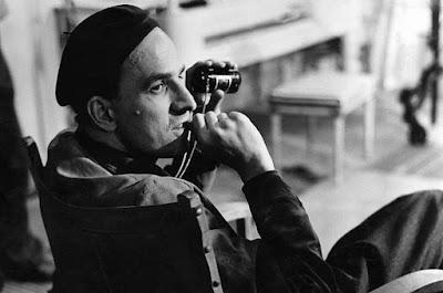 Ingmar Bergman, Swedish filmmaker