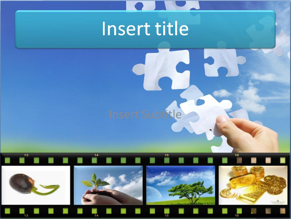 Power Point Templates Business