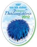 Blumenbunt-Dahlienzüchterin 2012