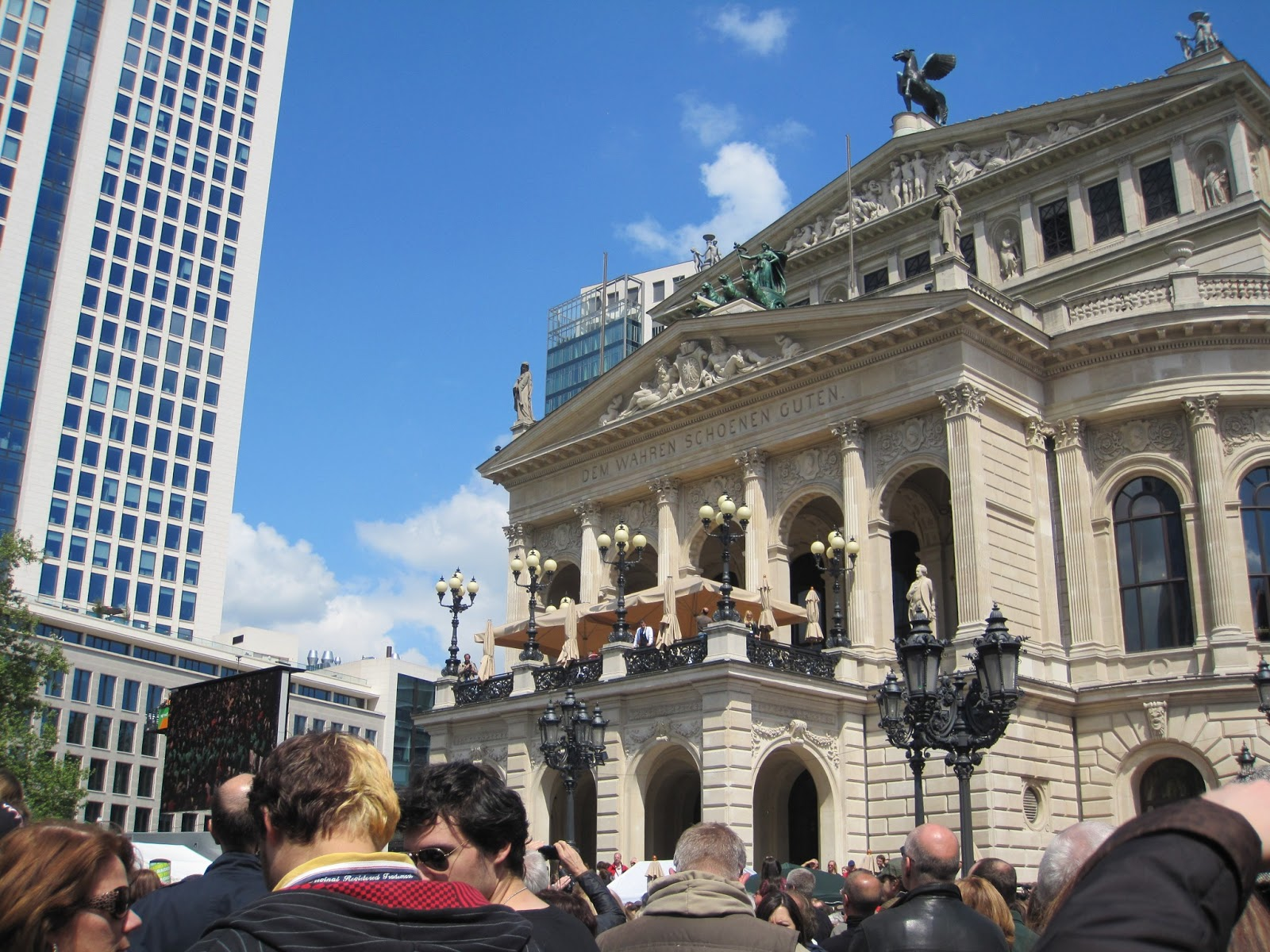 Frankfurt am Main, Alte Oper