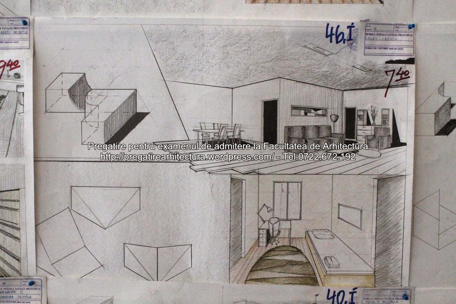 Meditatii arhitectura
