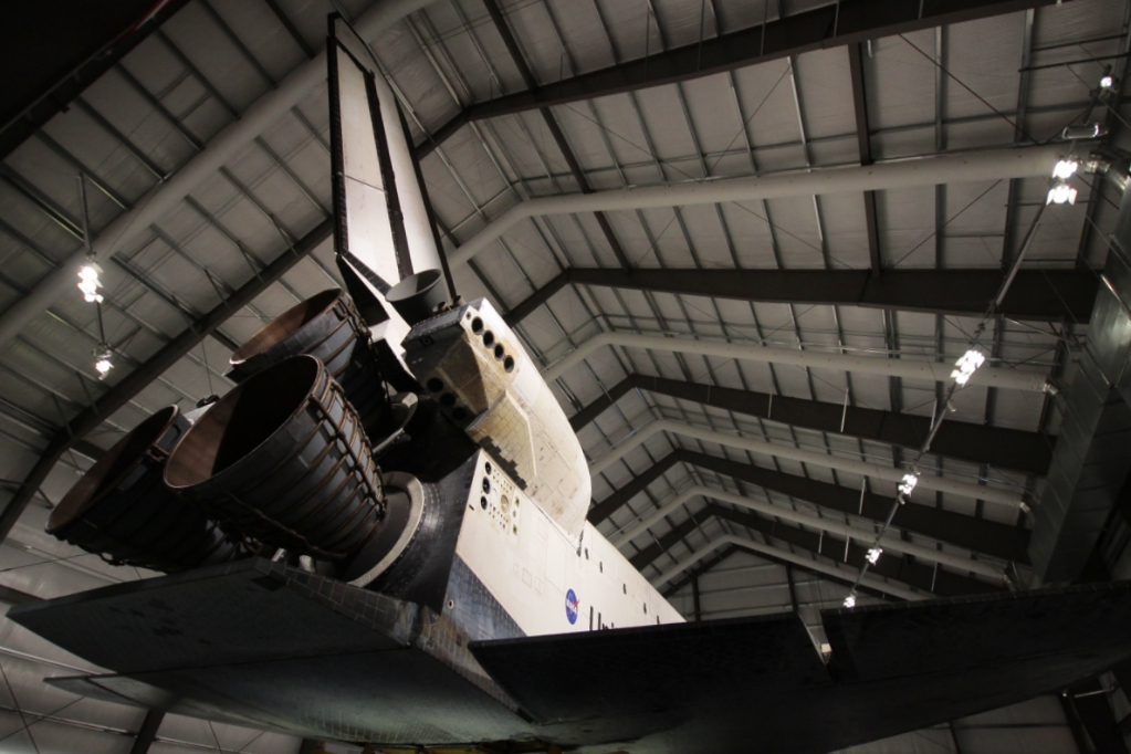 Ford Family Photos: Space Shuttle Endeavour - California ...