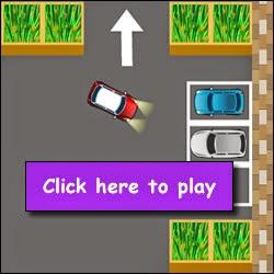 Arabamı Park Et Bebek Oyunu