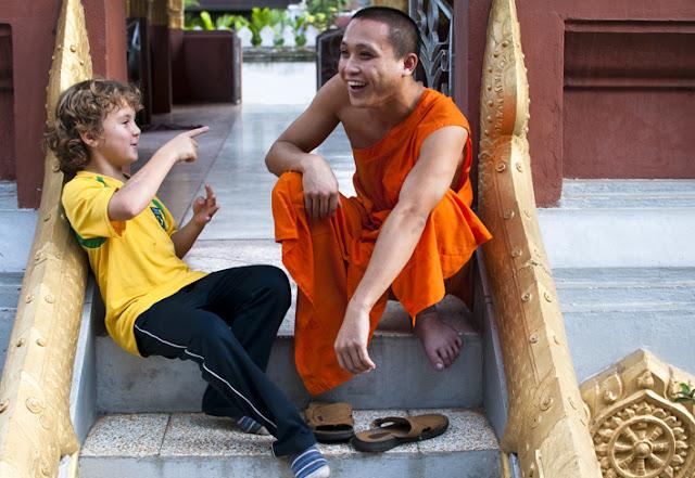 Luang Prabang, Viajes Laos