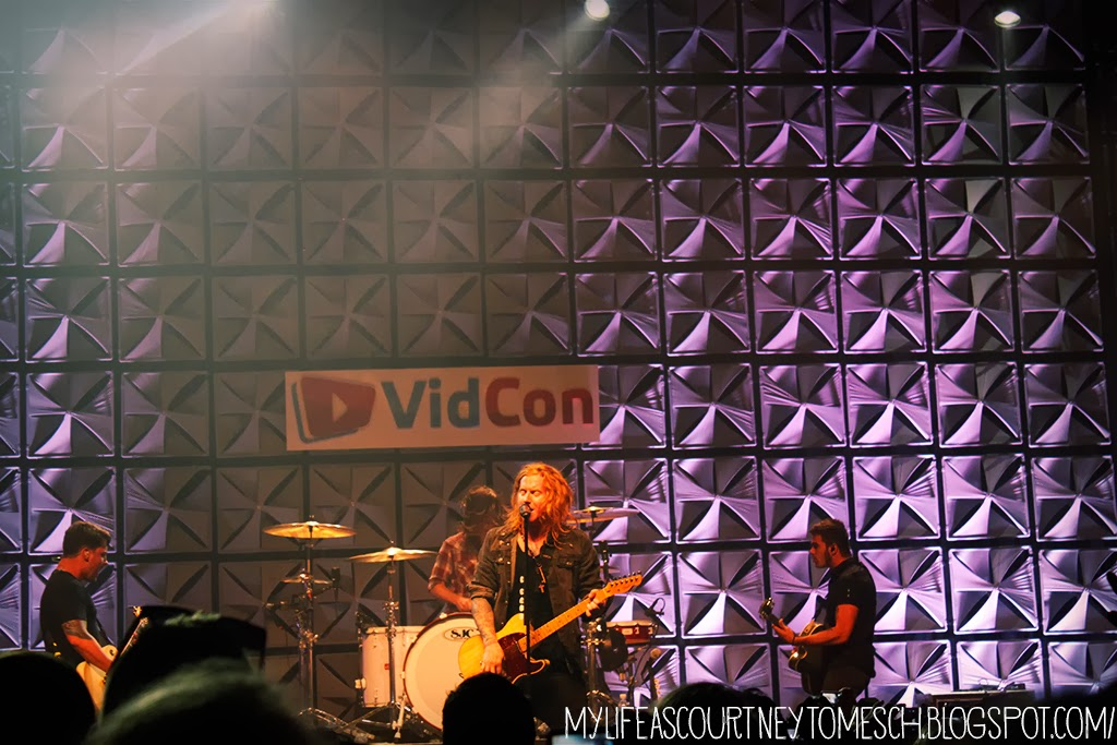 VidCon 2013 We The Kings