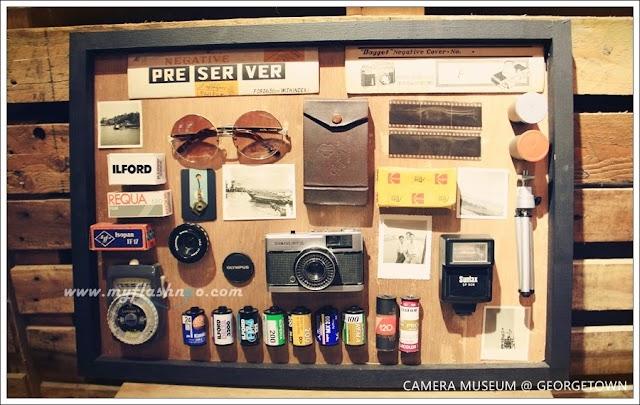槟城旅游与景点 | 全马第一间的 Camera Museum @ Jalan Muntri