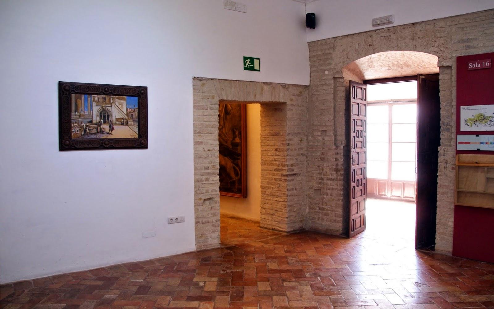 obras suyas sala xii vista de la sala 16 dedicada al pintor local