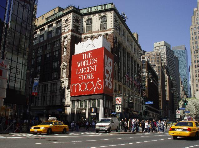 Macy's em Nova York