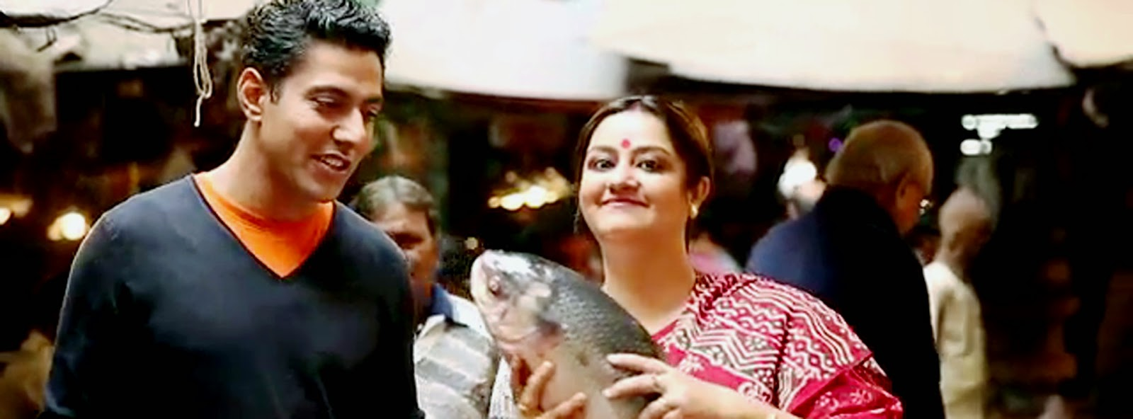 The Gariahat Fish Market