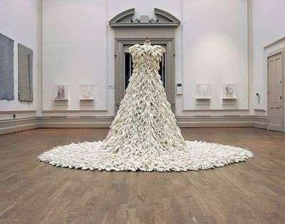 Recycling Wedding Dress 33 Awesome Wedding dress made out