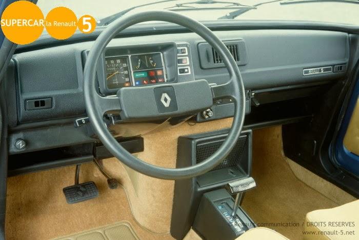 Blog Tout Sur La Renault 5 Mars 2014