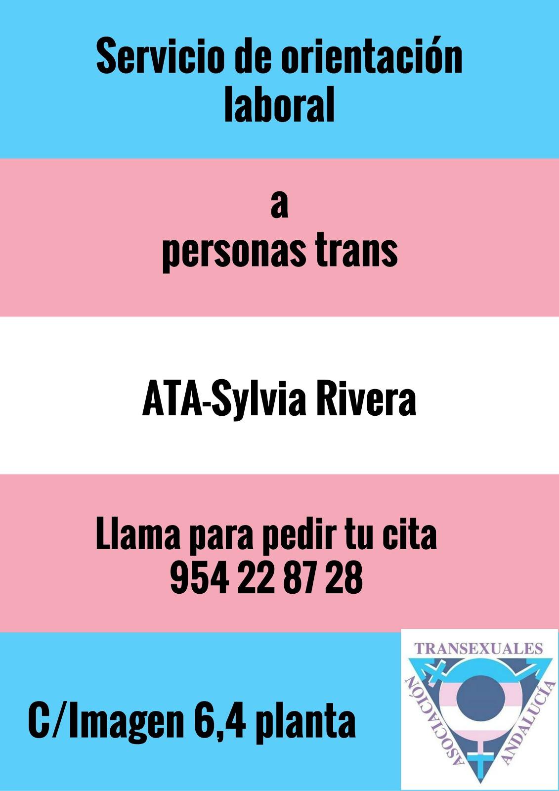 SERVICIO DE ORIENTACIÓN LABORAL A PERSONAS TRANS