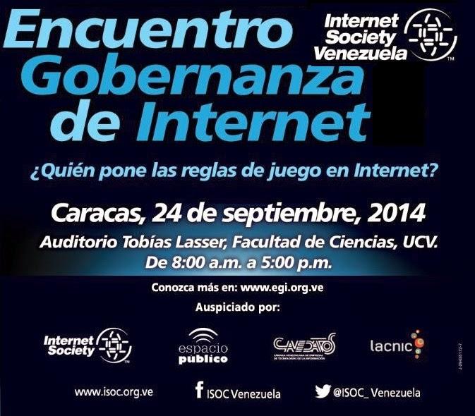 Encuentro de Gobernanza en Internet