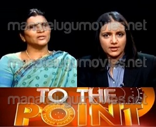 Laxmi Parvathi To The Point by Swapna