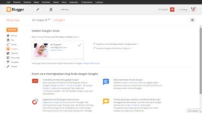 Cara Memasang Kotak Komentar Google+ di Blogger