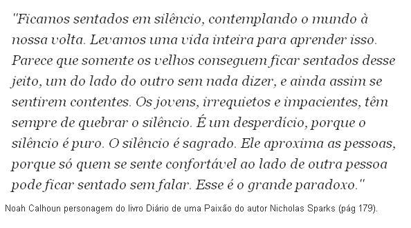 Tag Frases Do Livro Diario De Uma Paixão