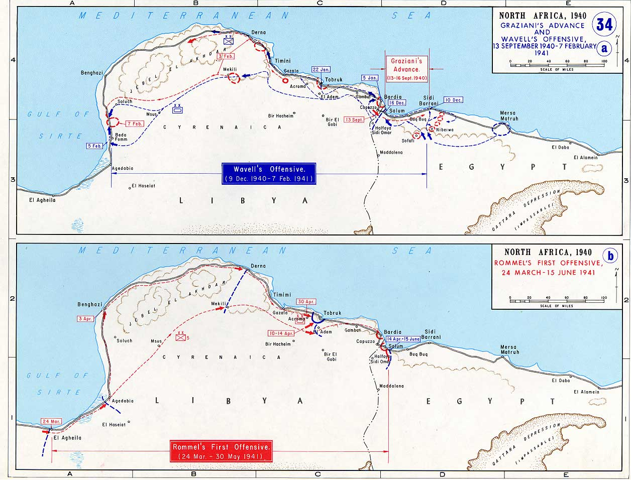 War Tard Operation Compass Think Todays War In Libya Is A Mess - Anti Fascismos Map Us