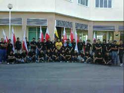 Skuad 4B prihatin dalam misi bantuan banjir di Perlis