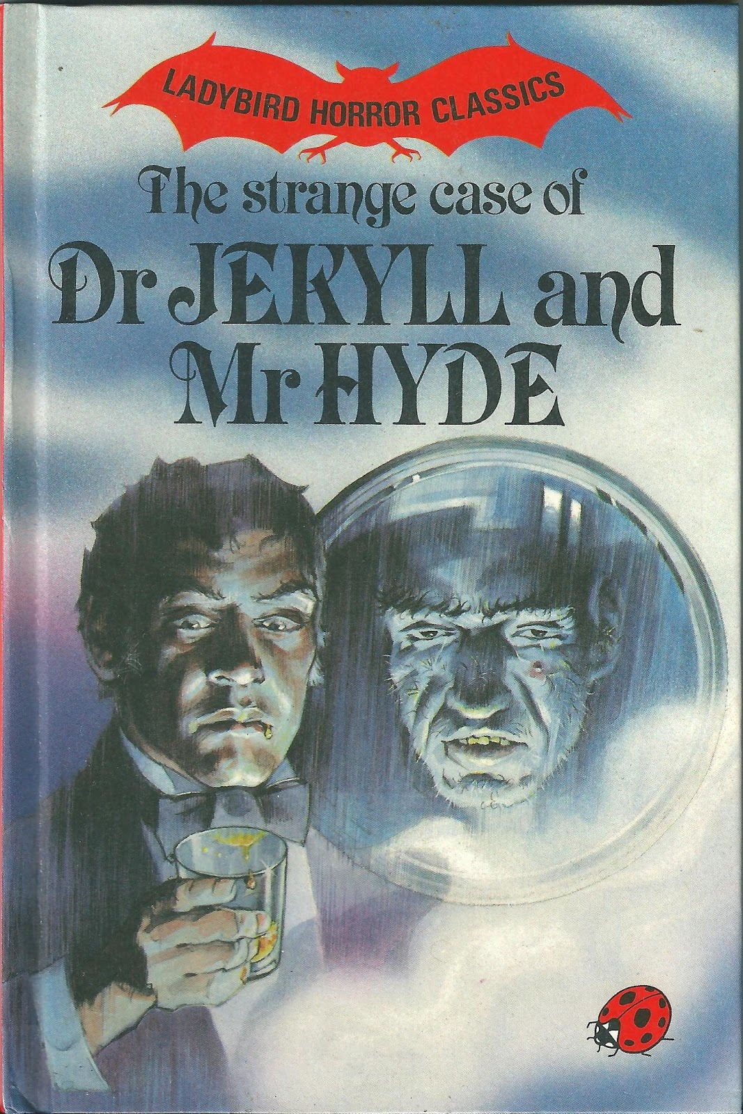dr.jekyll and mr. hyde compare and contrast essay