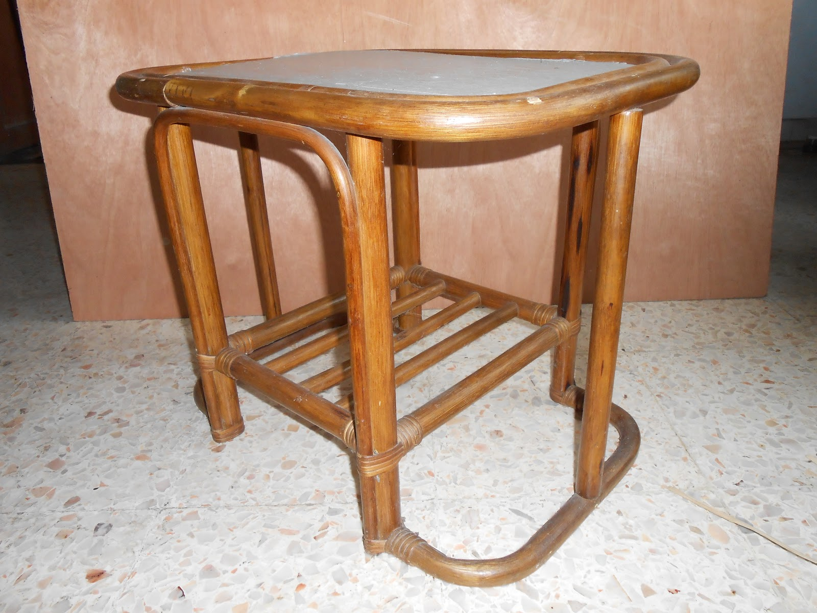 Refurnish Diy Rattan Bamboo Furniture Rattan Tea Table