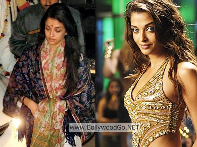 Aishwarya Rai Real Life Pictures without Makeup