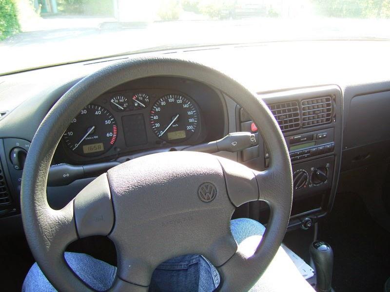 Automotive Database Volkswagen Polo Mk3