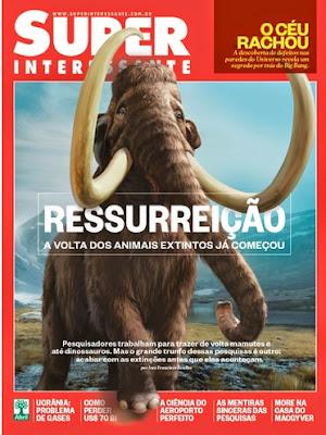 CAPA Download – Revista Super Interessante – Maio de 2014 – Edição 332