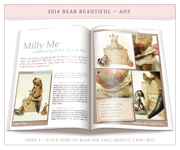 Bear Beautiful Magazine
