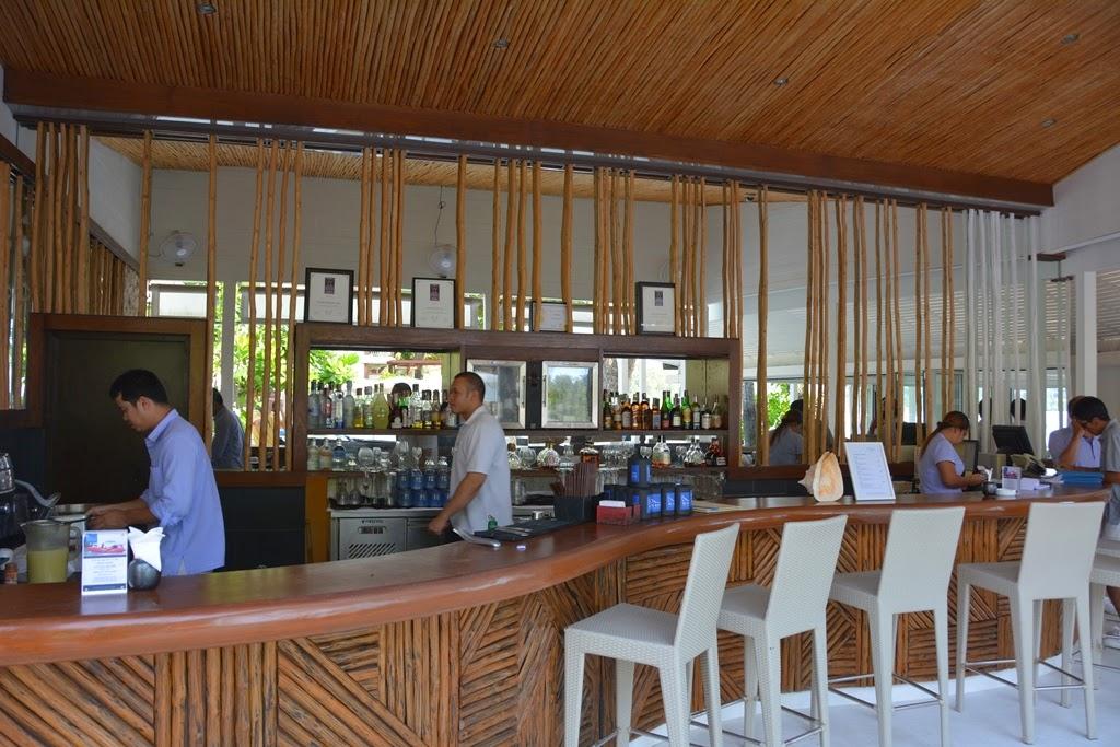 Re Ka Ta restaurant Phuket bar