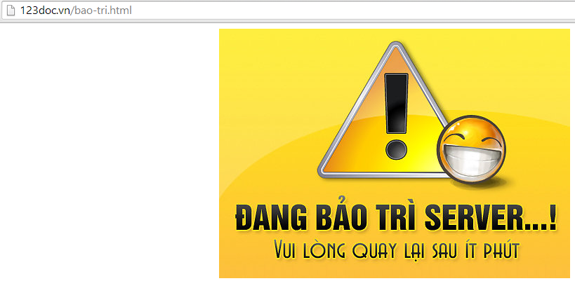 Sau haivl.com thì hôm qua lại có 2 trang web lớn Viêt Nam bị thu hồi tên miền