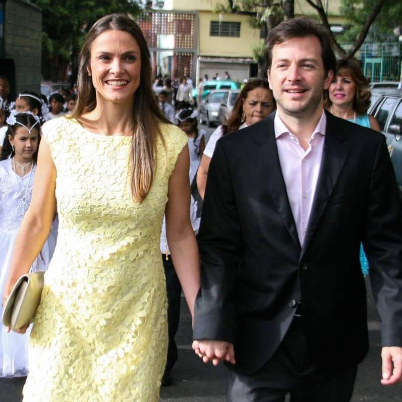 Ramon Muchacho y Ana Luisa Patin.