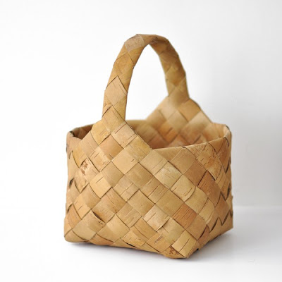 Tienda,Neëst,online,shop,Francia,natural,material,woven,cesta,basket,Swedish,braided,by hand,birch bark