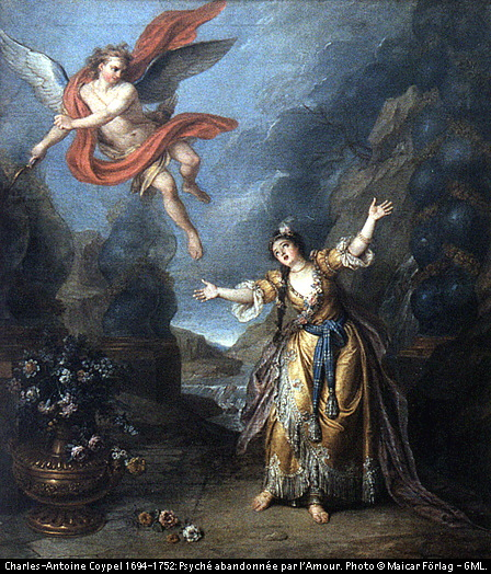 an analysis of the story of cupid and psyche A comical analysis of the tale of cupid and psyche - although written in the  olden times, one of apuleius's story collections in the book of metamorphoses.
