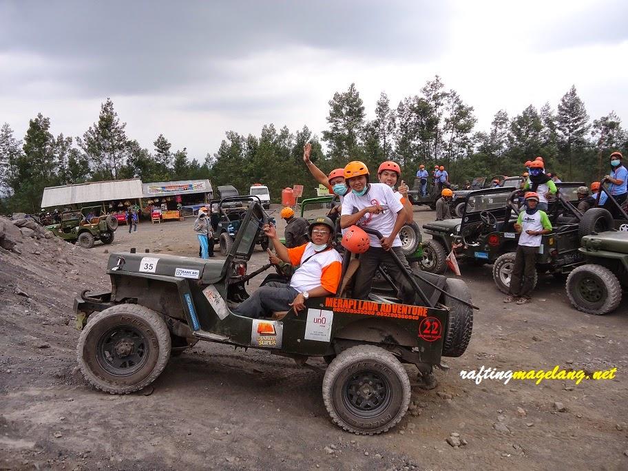 Wisata Petualangan di Jogja