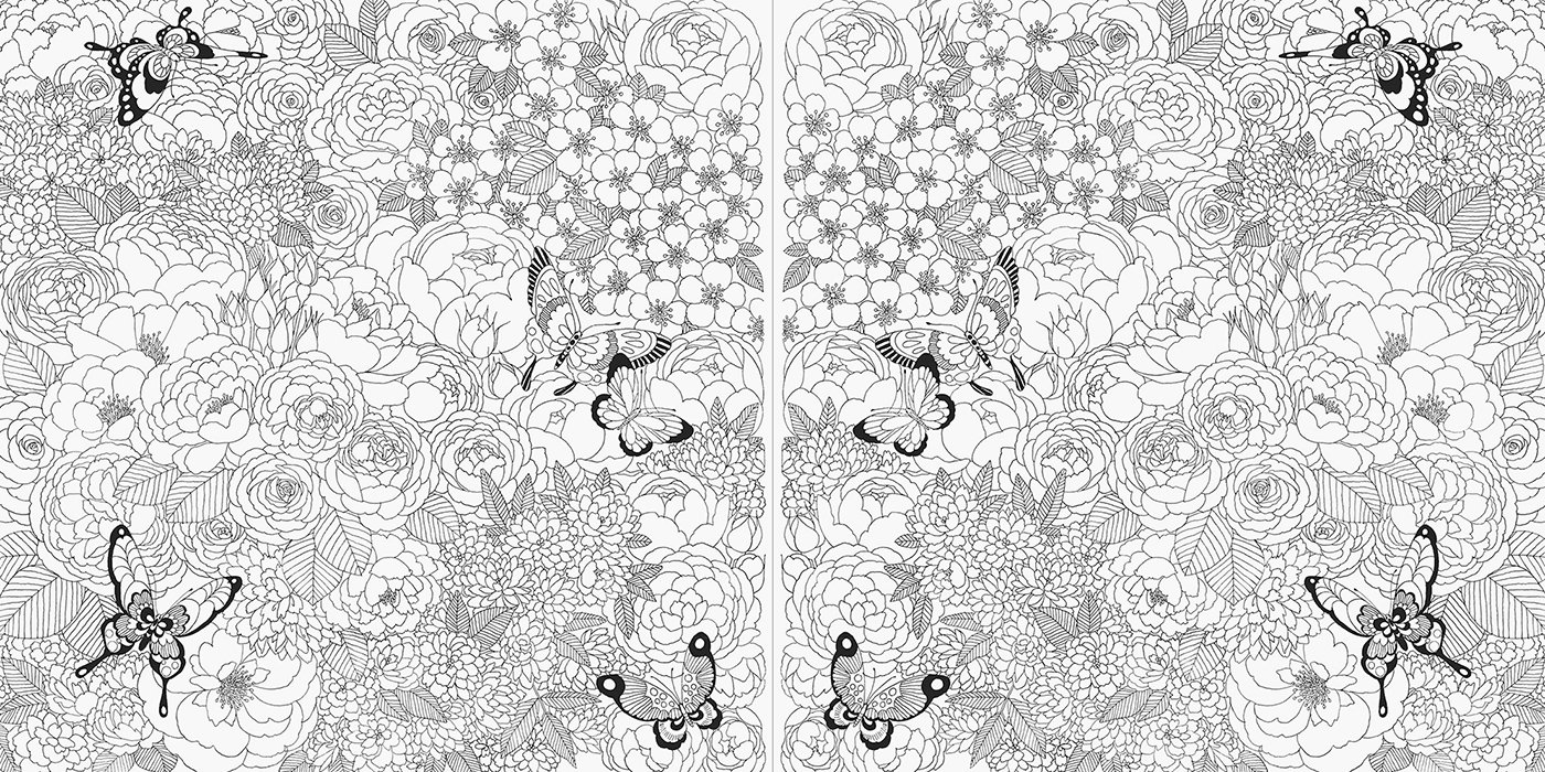SurLaLune Fairy Tales Blog: Coloring Book Week: Princesses and ...