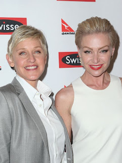 Ellen DeGeneres and Portia de Rossi sold their California equestrian ranch for $10.85 million