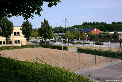 örkelljunga, torget, volleyboll, volleybollplan, beachvolley, beachvolleyboll, beachvolleybollplan