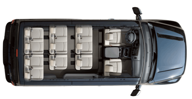 2014 Nissan NV Passenger van