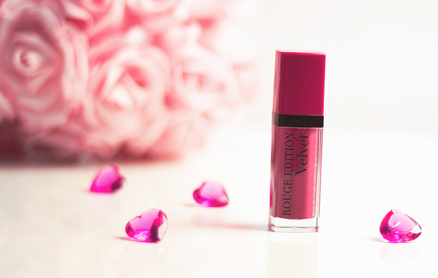 Bourjois Rouge Edition Velvet Frambourjoise, Bourjois Rouge Edition Velvet, Bourjois Rouge Edition Velvet Frambourjoise Swatches, Bourjois Rouge Edition Velvet Frambourjoise Review