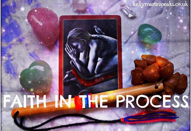 FAITH IN THE PROCESS CARD