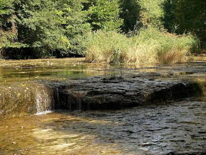 El riu Ges a prop del Camí a Targarona