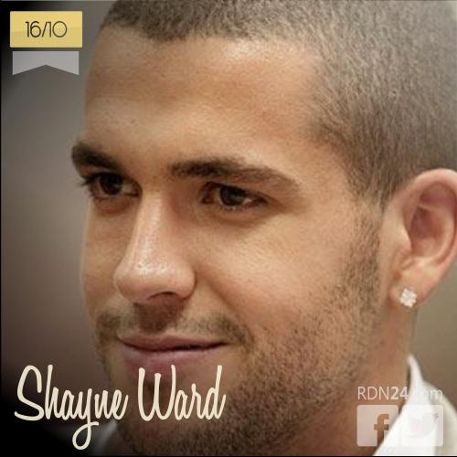 16 de octubre   Shayne Ward - @shayneTward   Info + vídeos