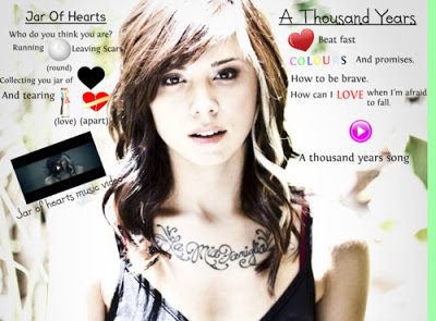 lagu a thousand years christina perri lirik lagu a thousand