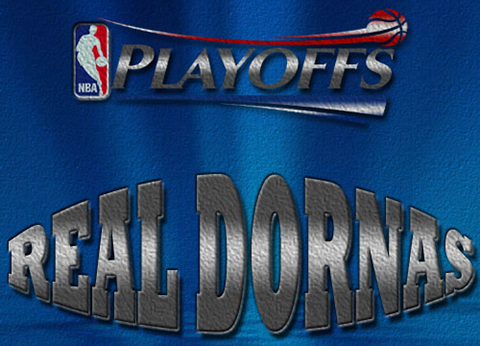 NBA 2K14 Playoffs Dornas and Backboards Mod