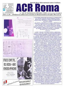 INVITO All'Oscar ..h 20,30 del 29 nov. 2012 alla Biblioteca SICILIA. M1 DE ANGELI..