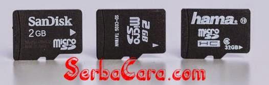 MicroSD Android IOS