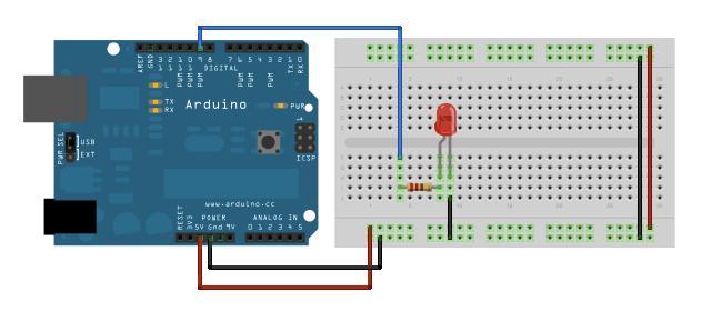 Viraj s arduino uno program to fade the led