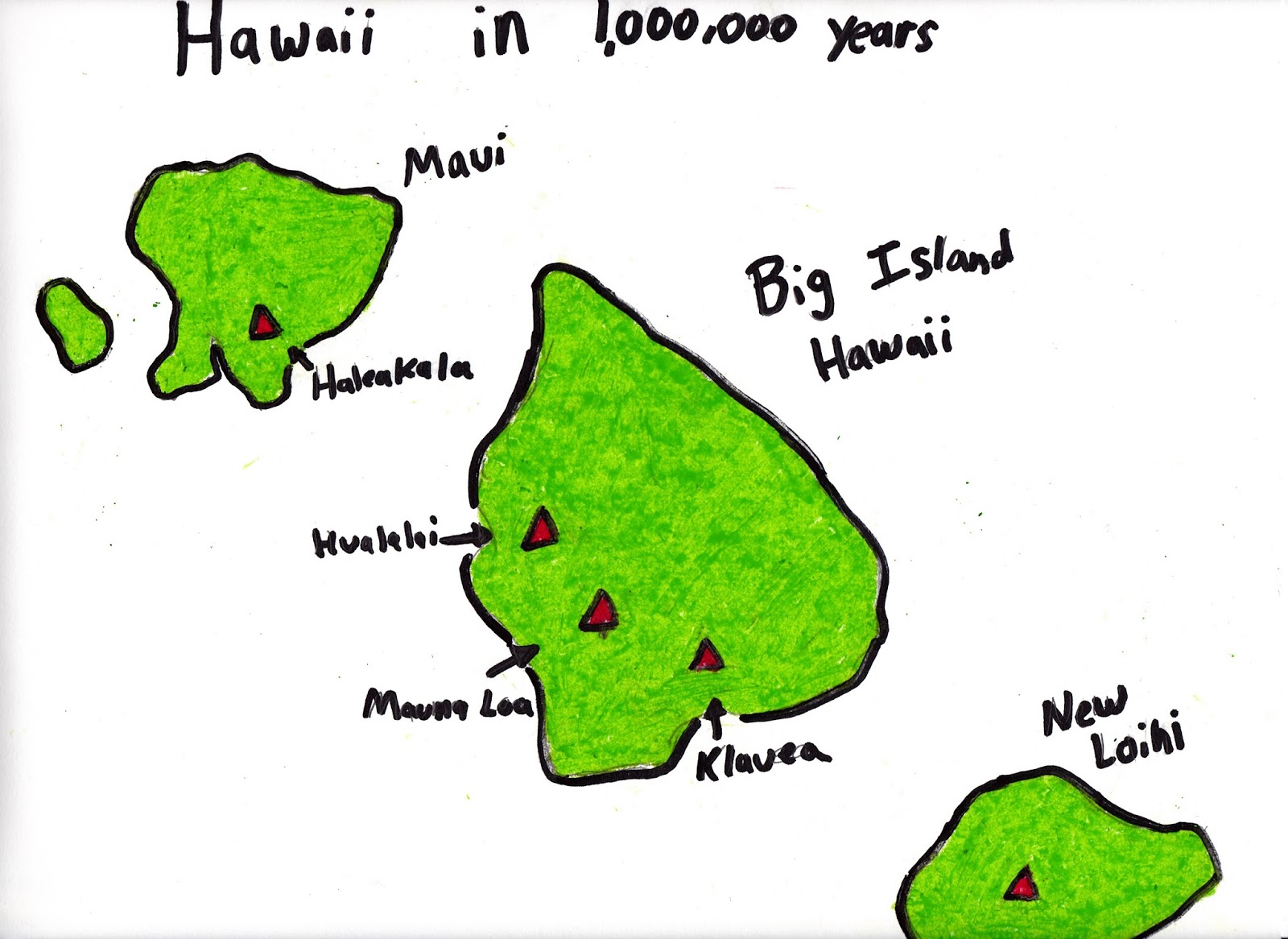 The Great State of Hawaii
