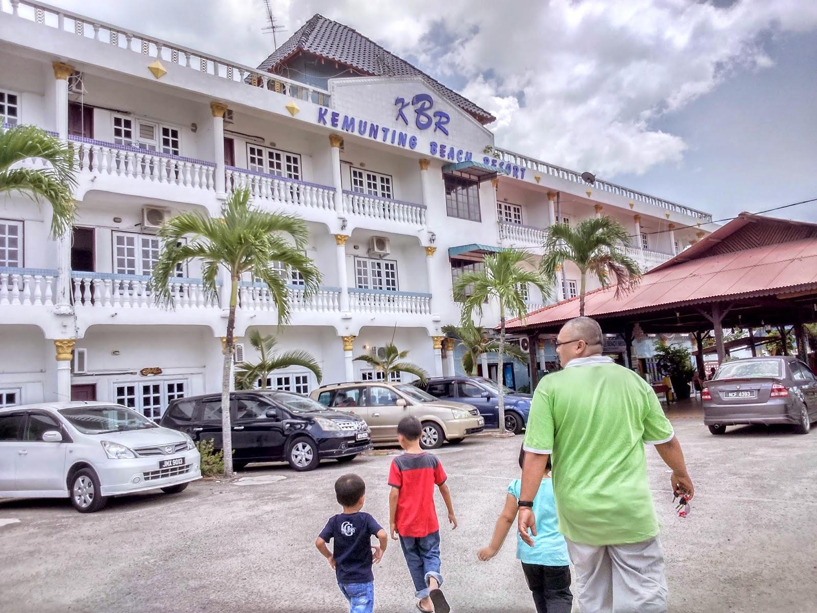 Okes Kitorang Stay 1 Malam Kat Kemunting Beach Resort Niok La Hotelnyanot Badcondition Masih Okbiasalah Hotel 3 Star Kanyang Bestnya Ada